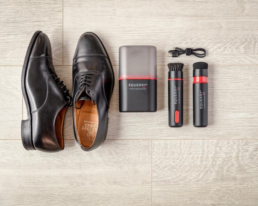 英國 EQUERRY Pro全球最佳電動擦鞋器