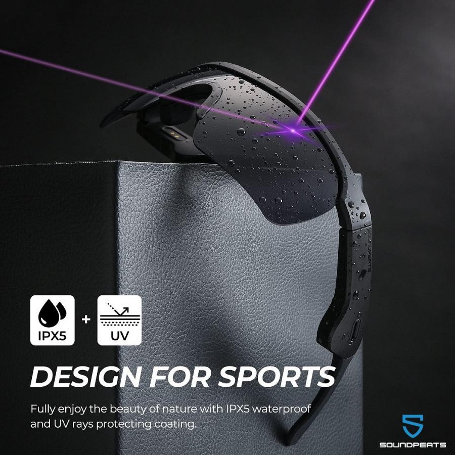 Soundpeats Frame S 無線藍芽太陽眼鏡