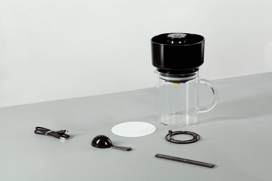 美國 VacOne™ 二合一真空咖啡機