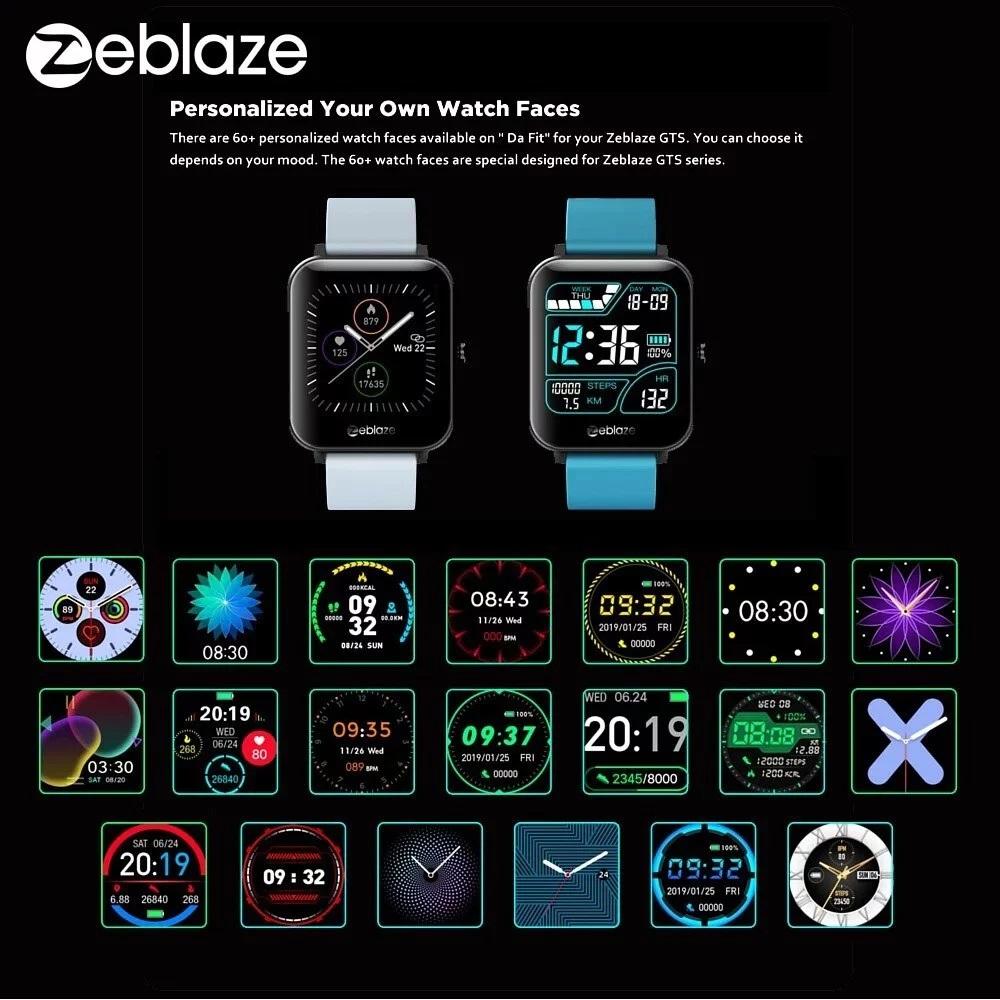 Zeblaze GTS 智能健身手錶