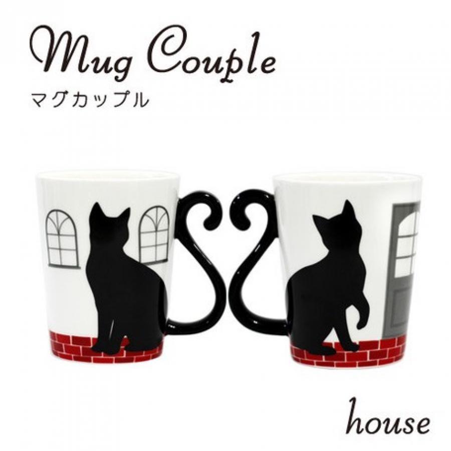 貓尾陶瓷mug杯(日本直送)