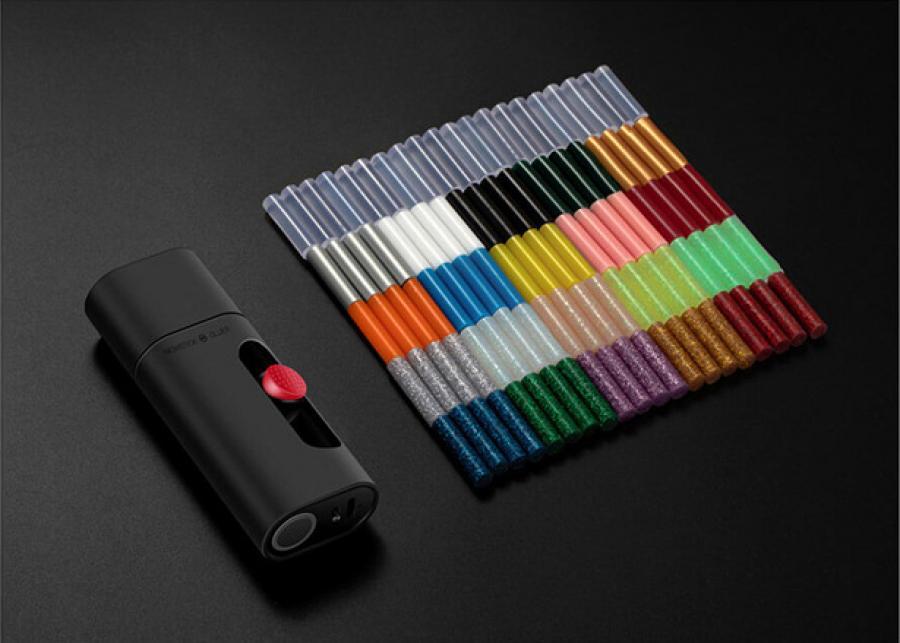 Wowstick imezing USB無線小型熱熔膠筆 豪華版