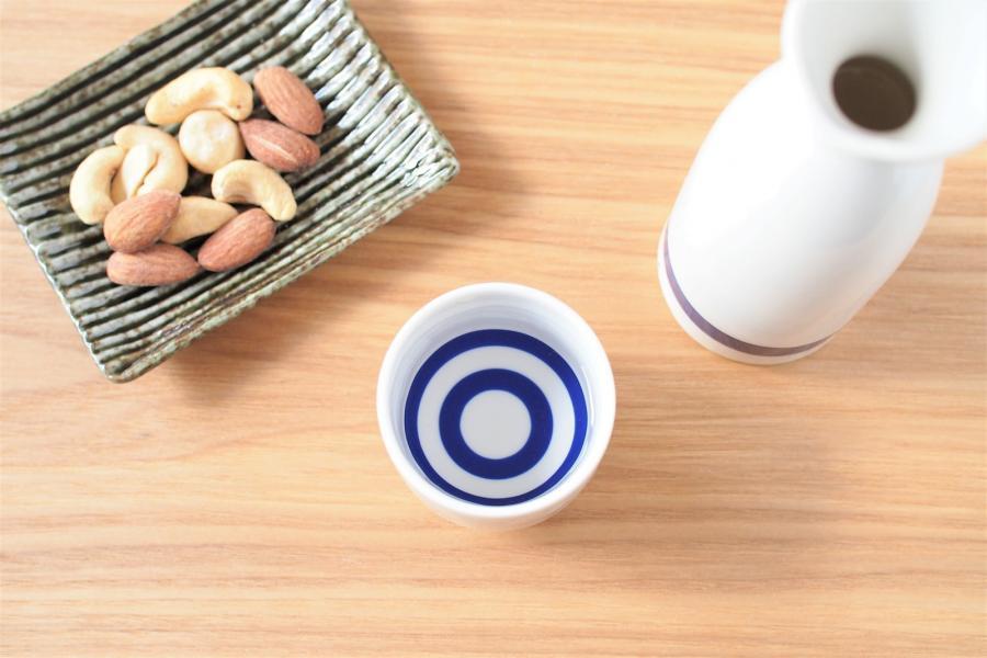 陶瓷清酒杯 (日本直送)