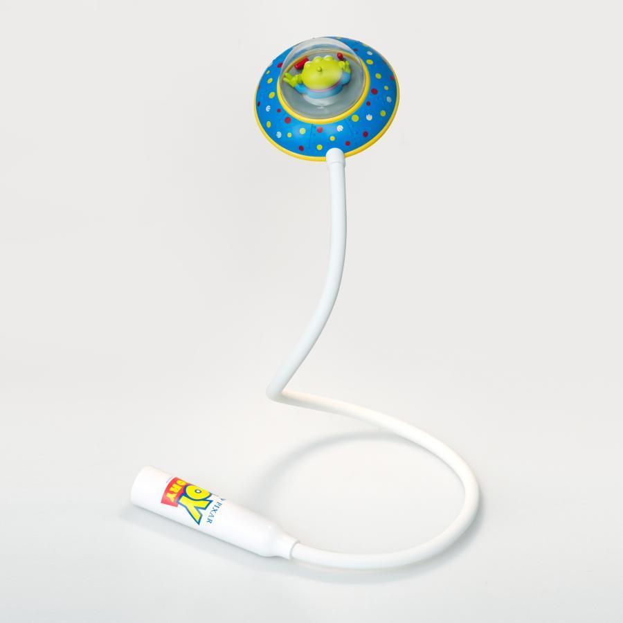 台灣Infothink 三眼仔系列 USB充電LED任意彎飛碟燈