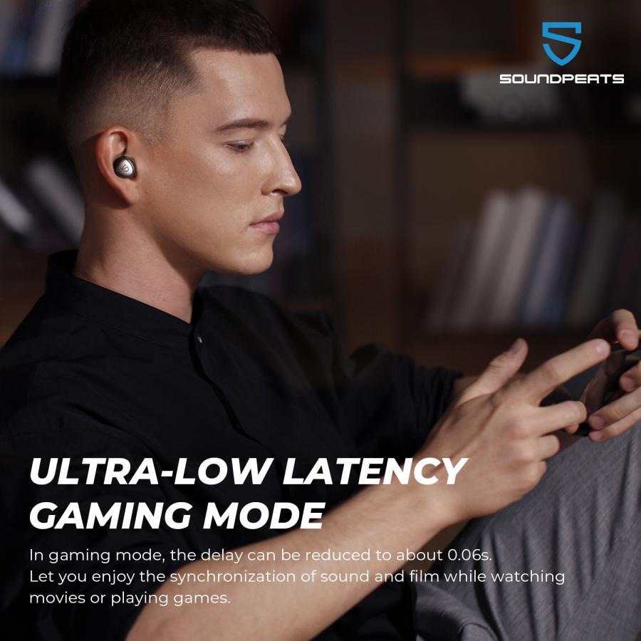 Soundpeats Sonic Pro 真無線藍牙耳機