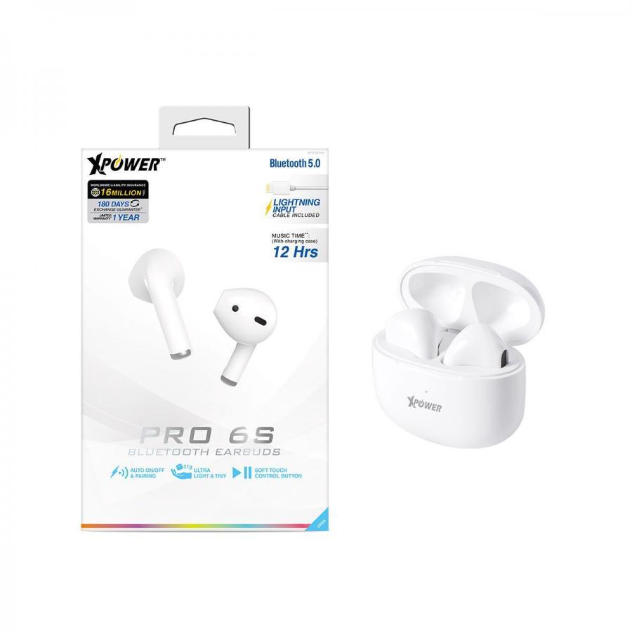 Xpower Pro6S 半入耳式真無線耳機